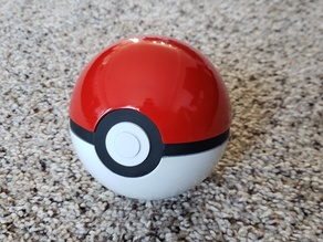 Easy print pokeball collection