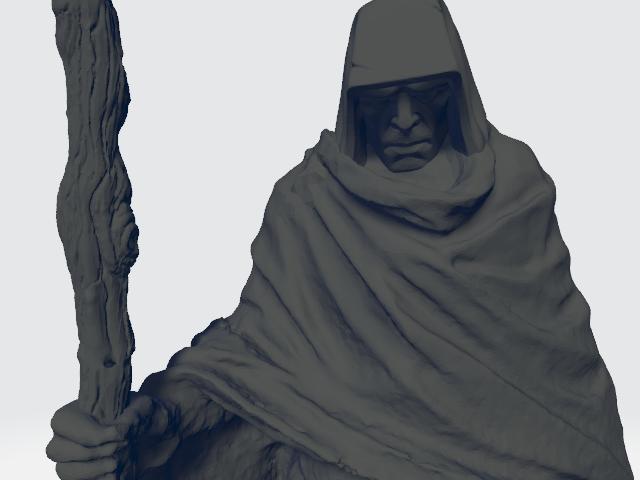 Monk/Traveller