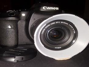 EF-S 18-55 STM Lens Hood