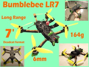 Bumblebee LR7 all 3D parts