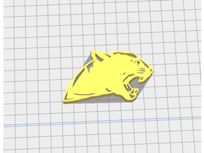 Panther charm