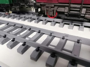 Clips for the railroad