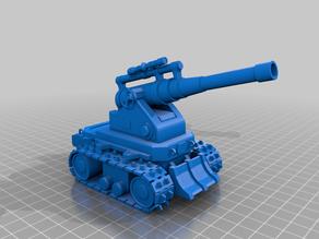 ork mek kannon - artillery