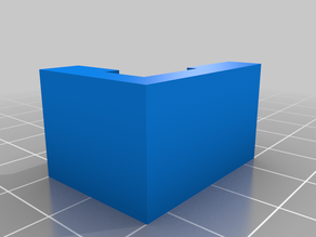 Glass Plate Clip for Flashforge_6 mm