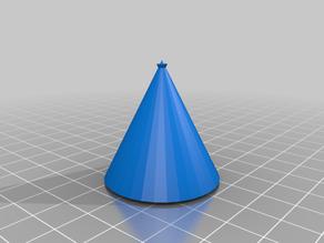 Cone Game Piece