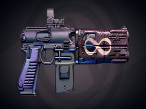 infinity pistol