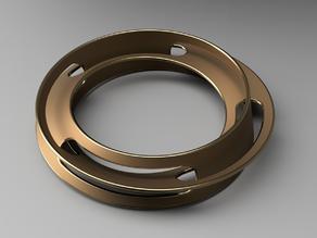 Möbius Double Twisted