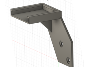 Wyze Cam mount for Ender 3 (No extra bolts needed)