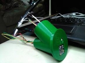 BME680 & TSL2591 Sensor Mount
