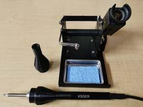 KSGER Soldering Iron Grip