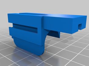 Multiple 3D parts for FT marble run.