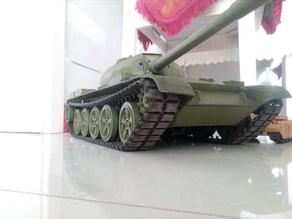 1/16RC TANK  T54 /T34-3 Medium Tank