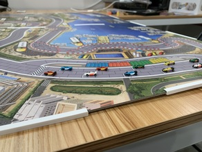 Board Game Board Holder / Flattener
