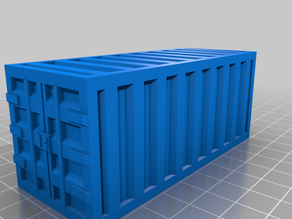 Easy-Optimised 20 & 40ft cargo containers