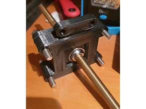 The Original 3D Printed Coaxial Mount for Gun Rifle Rest