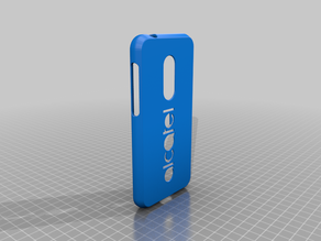 Alcatel 1X 5059A / TCL L9 case