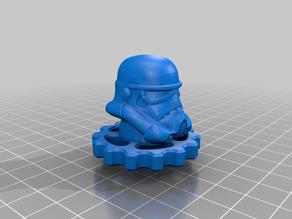 Stormtrooper Extruder Knob for Ender 3/ CR10