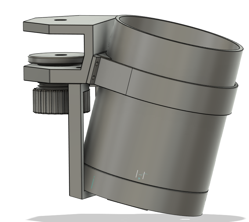 Open Sim Shifter H (Original) - Desk mount