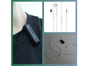 Earbuds Lavalier Microphone