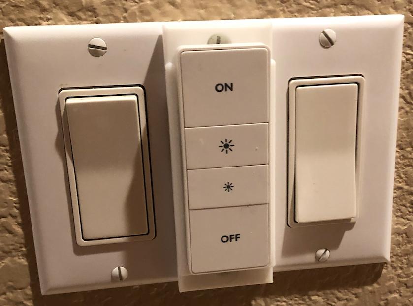 Phillips Hue Light Switch