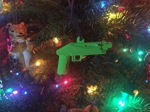 Buck .22 Xmas ornament