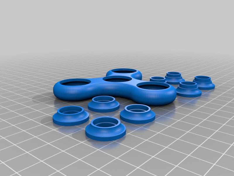 BYOB Fidget Spinners