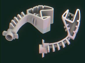 Upgraded Mctoran Arms