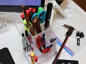 3d printer tool organizer