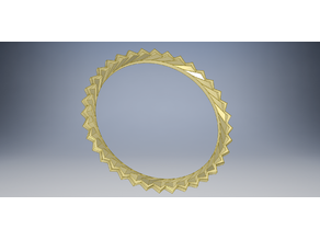 Spined Ring