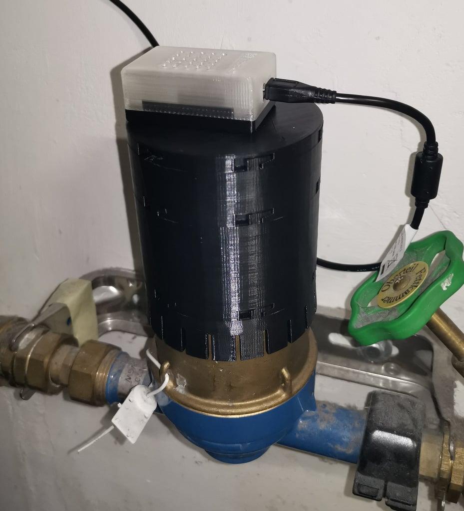 water meter / Wasserzähler - ESP32-CAM