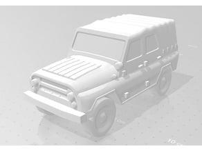 1/285 UAZ 469