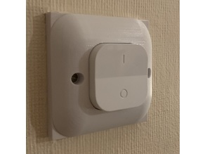 Light Switch Cover (UK) for IKEA TRÅDFRI Control Switch