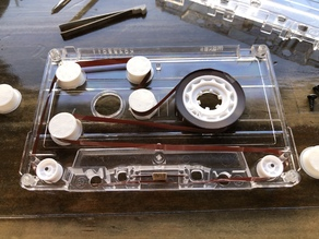 Customizable Cassette Tape Guide