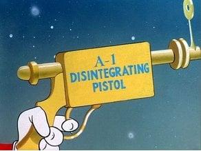 M Martian Disintegration Pistol
