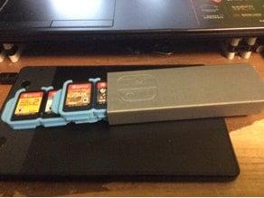 Nintendo Switch cartridge holder V3