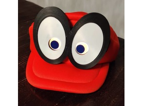 Cappy Larger Eyes