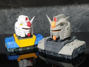 RX-78-2 GUNDAM HEAD BASE