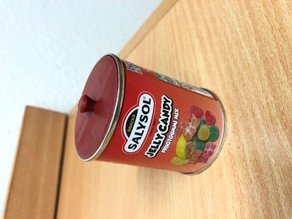 Jelly Candy Dose Deckel