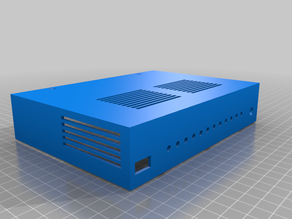 Enclosure (case) for Turris Omnia router PCB