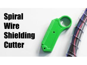 Spiral Wire Shielding Cutter