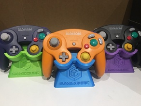 Gamecube Controller Stand