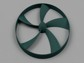 High performance rotors (for Pull-O-Copter)