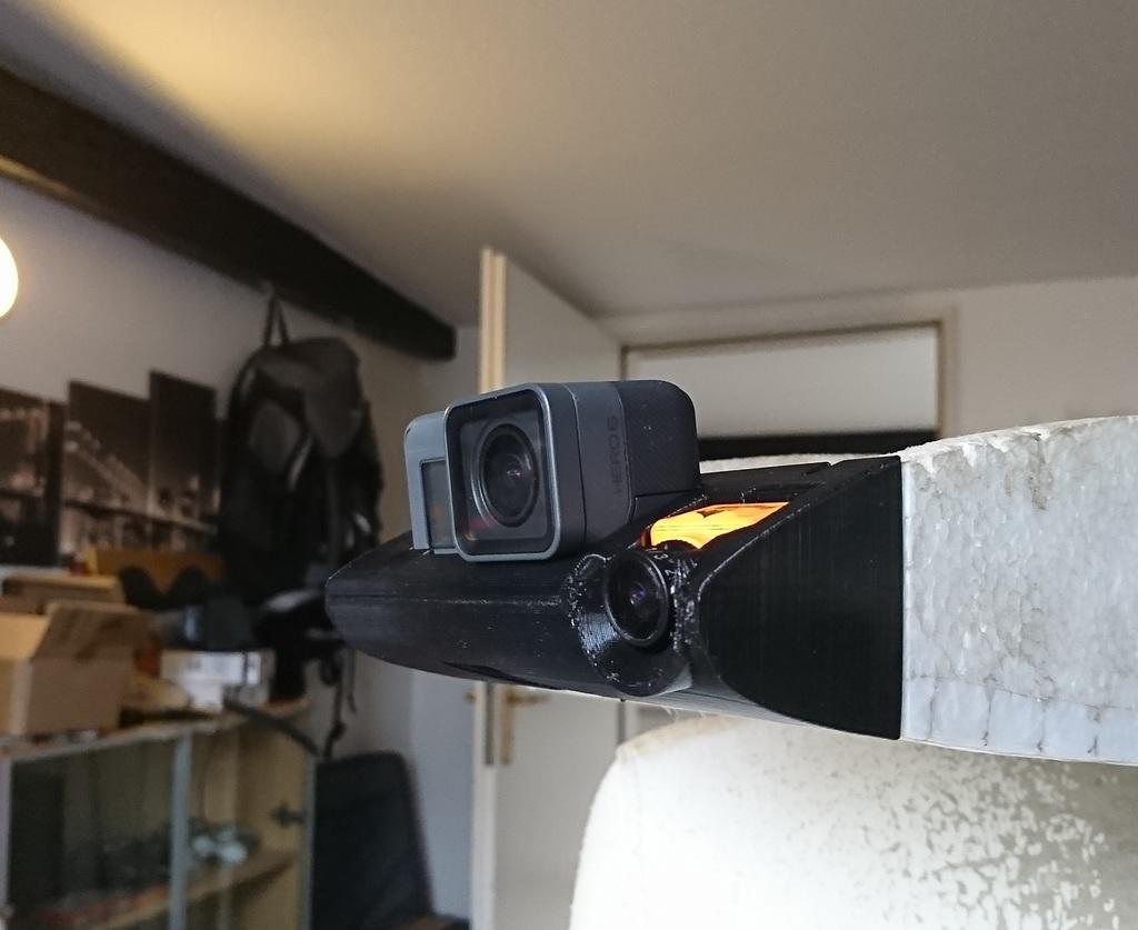 Stealthwings Raphax GoPro Hero Nose Mount
