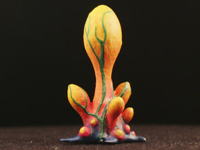 "Tabletop plant: ""Blob Crowd Plant III"" (Alien Vegetation 22)"