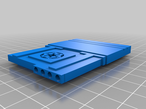 Electronic-Ready Hengstler Counter for Proto Blaster MK-X