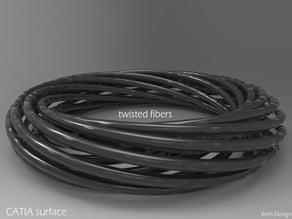 Twisted Fibers | Twisted Tubes