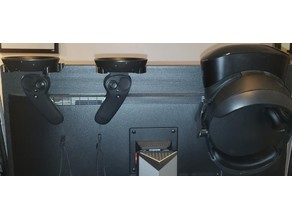 Samsung Odyssey and controllers monitor mount for Acer Predator XB321HK