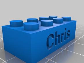LEGO Christopher