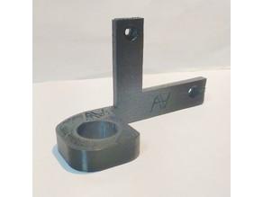 Auto Leveling Sensor Bracket for Anet A8 - 18mm Probe