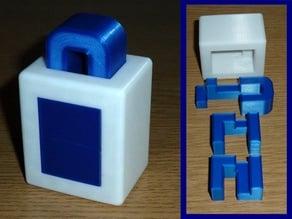 Mini Lock Puzzle
